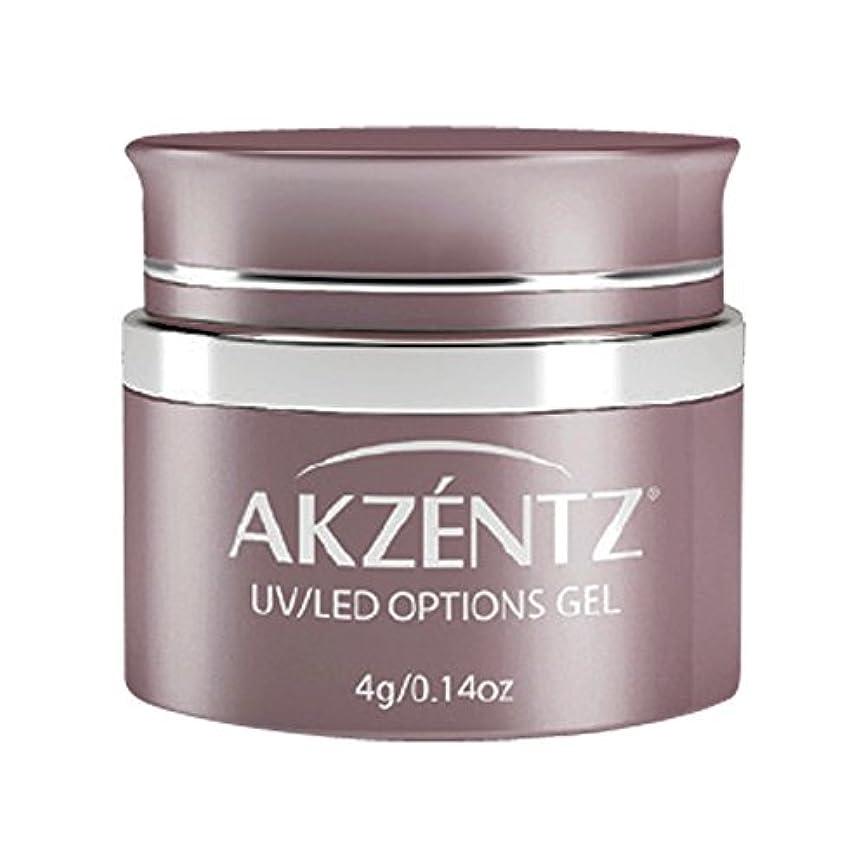 混乱したに関して刺繍AKZENTZ カラージェル UL 558 ベリーエレガンス 4g UV/LED対応