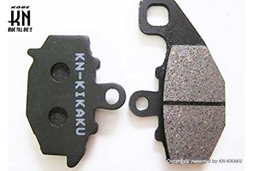 ゼファー ZEPHYR X χ ZRX Ⅱ ZZR ZZ-R 400 ZX6R ZX9R ZX-6R ZX-9R GPZ1100 リア リヤ ブレーキパッド