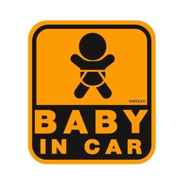 ナポレックス 傷害保険付き BABY IN CA...の商品画像