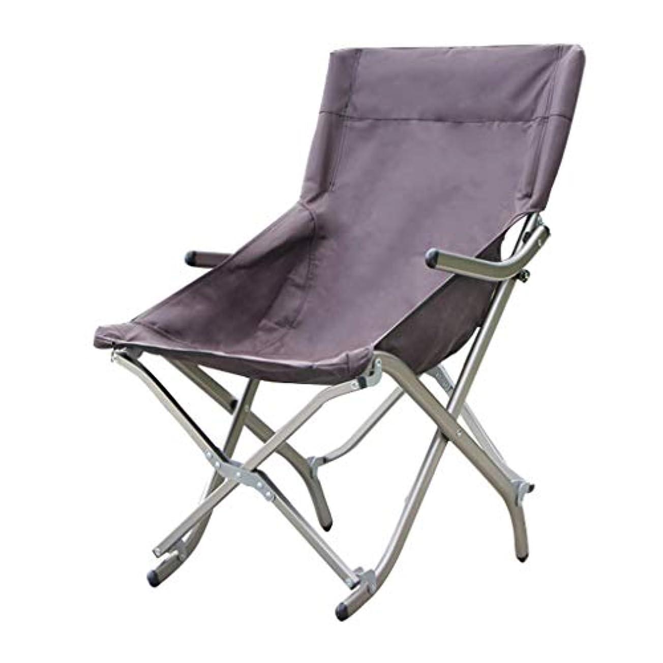 肘掛け椅子グレー本会議L- キャンプチェア、ハードアームレスト折りたたみキャンプスツールコンパクトポータブルスツールスラックスチェア、屋外、バーベキュー、ハイキング、ピクニック、釣り、フェスティバル ポータブルで丈夫