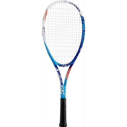 YONEX ヨネックス 硬式テニスラケット エースゲート66 ACE66G ジュニア子供用 ブルー/ネイビー