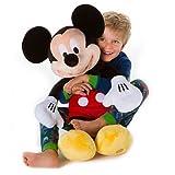 Disney ディズニー Mickey Mouse Plush ミッキーマウス 大きい ぬいぐるみ 25インチ 63cm