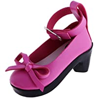 Dovewill かわいい   ストラップ シューズ プリンセス  靴   1/3 BJD SD DOD LUTSドール対応  装飾 全10種類 - 3