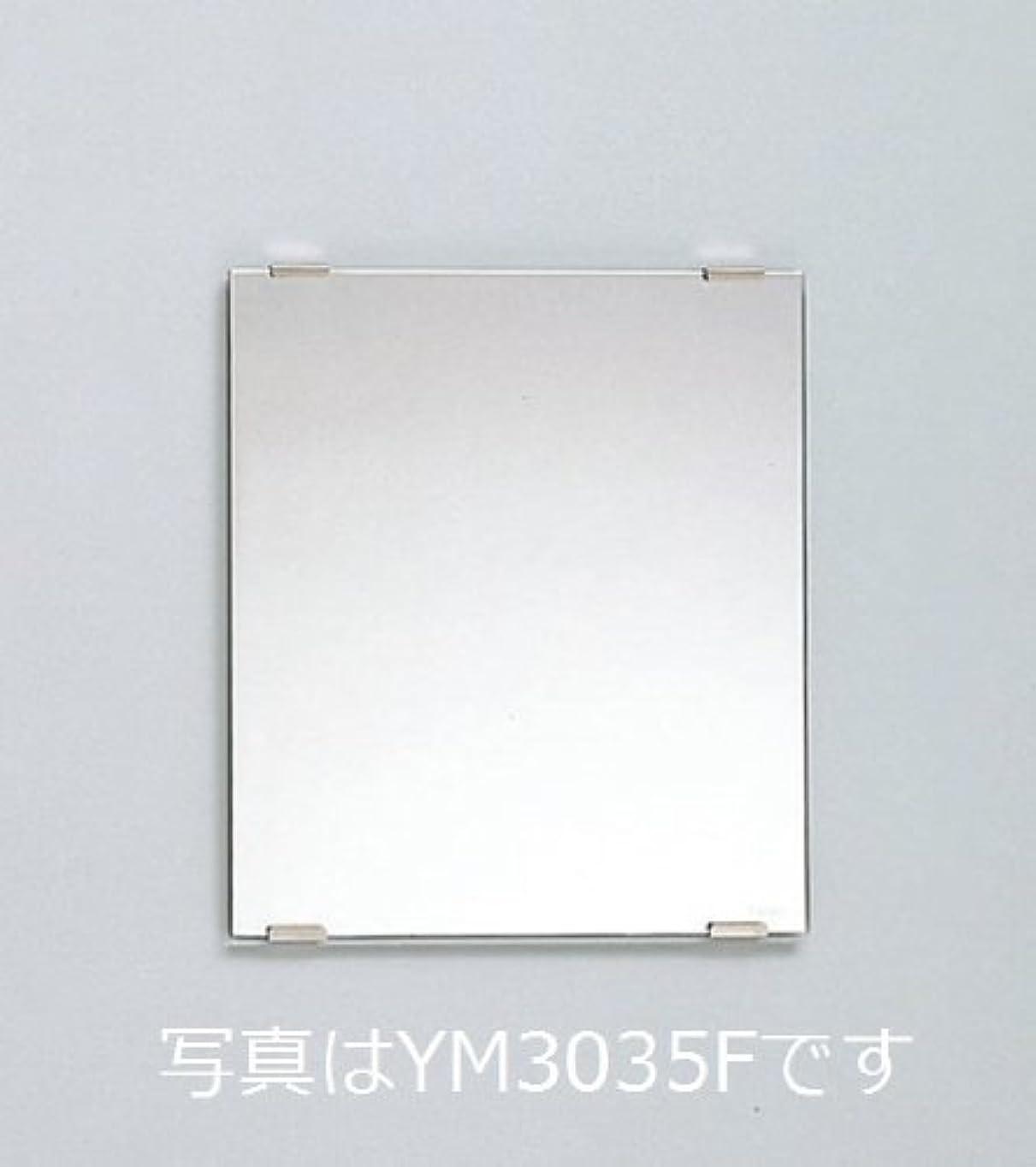 マニアック非常に飼料TOTO 化粧鏡 YM3560F 耐食鏡 角型 350×600(mm)