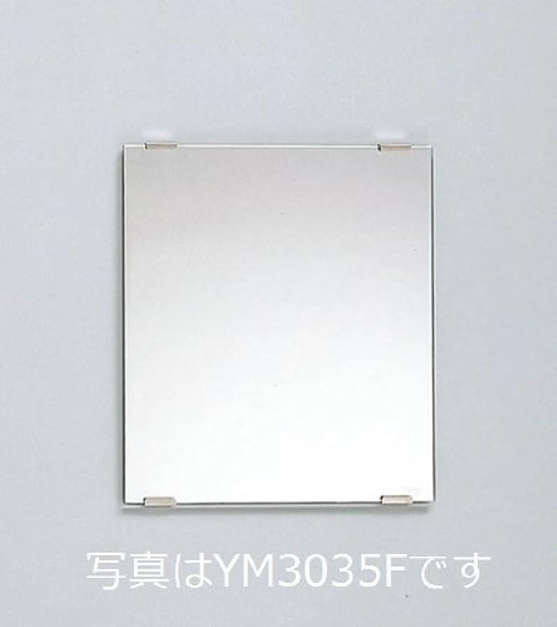 スリーブ欠伸すでにTOTO 化粧鏡 YM3560F 耐食鏡 角型 350×600(mm)