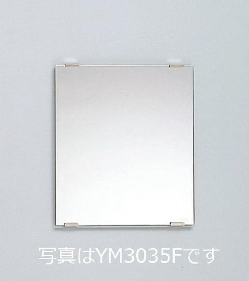 内なる好きチェスをするTOTO 化粧鏡 YM3560F 耐食鏡 角型 350×600(mm)