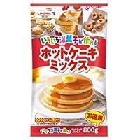 昭和産業 (SHOWA) いろいろ洋菓子が作れるホットケーキミックス 800g(200g×4袋)×15袋入