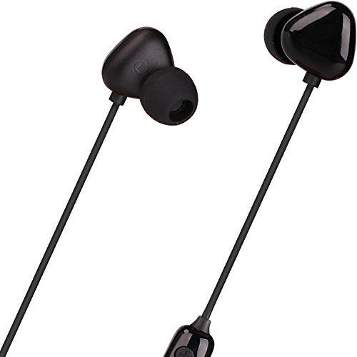Bluetooth イヤホン、ZENBRE E1 Bluetooth 4.1スポーツ ワイヤレスイヤホン(カナル型)IPX4防水/マイク内蔵/超軽量/iPhone、Android各種対応 (black1)