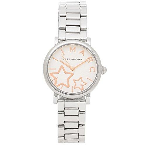 マークジェイコブス 時計 MARC JACOBS MJ3591 CLASSIC 28MM クラシック レディース腕時計ウォッチ シルバー/ホワイト 並行輸入品