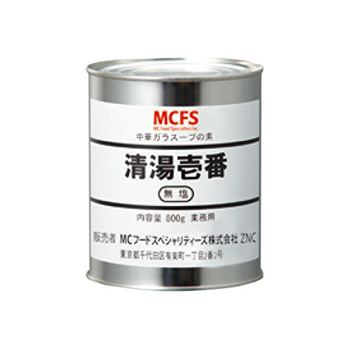 MCフードスペシャリティーズ 清湯壱番 2号缶×12