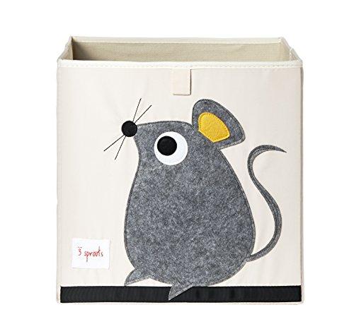 RoomClip商品情報 - 3 Sprouts(スリースプラウツ) 収納ケース ストレージボックス マウス