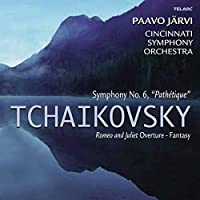Symphony No. 6 Pathetique, Romeo and Juliet Overture - Fantasy by Jarvi/Cincinnati SO (2007-10-23)