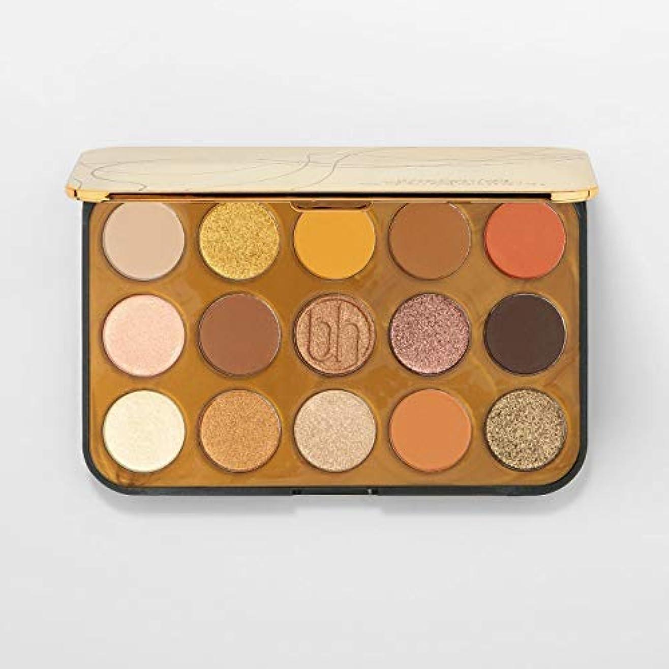 手を差し伸べる未使用強制BH Cosmetics Glam Reflection - 15 Color Shadow Palette: Gilded