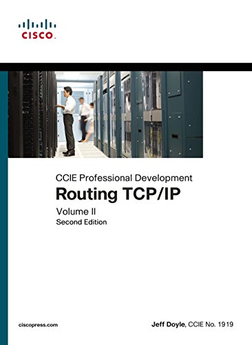 ROUTING TCP/IP, VOLUME II (CCIE PROFESSIONAL DEVELOPMENT), 2/E [Paperback] Jeff Doyleの詳細を見る