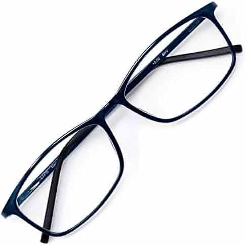 6fc89e7074 Eyewear Air Wellington Reading Glasses Stylish Men Women Blue Light Cut  +0.5~+3.5