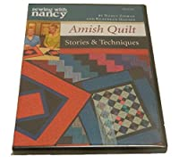 Sewing With Nancy Amish Quilt Stories & Techniques【DVD】 [並行輸入品]