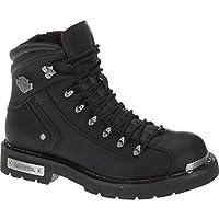 [ハーレーダビッドソン] メンズ ブーツ&レインブーツ Electron Motorcycle Boot [並行輸入品]
