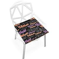 座布団 低反発 ハロウィン ファッション 記号 ビロード 椅子用 オフィス 車 洗える 40x40 かわいい おしゃれ ファスナー ふわふわ fohoo 学校