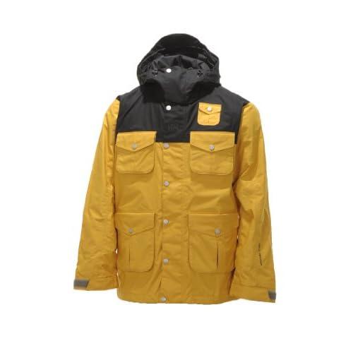 HELLY HANSEN(ヘリーハンセン)Glamos Jacket グラモスジャケット/ユニセックス/JK-YEL〔BWE〕 HES11255 YOイエローオーカー WL