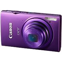 Canon デジタルカメラ IXY 430F パープル 1600万画素 光学5倍ズーム Wi-Fi IXY430F(PR)