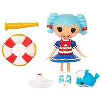 輸入ララループシー人形ドール Mini Lalaloopsy Marina Anchors Doll with Accessories [並行輸入品]
