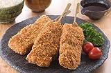 関西の定番料理の豚ロース串カツたっぷり10本セット