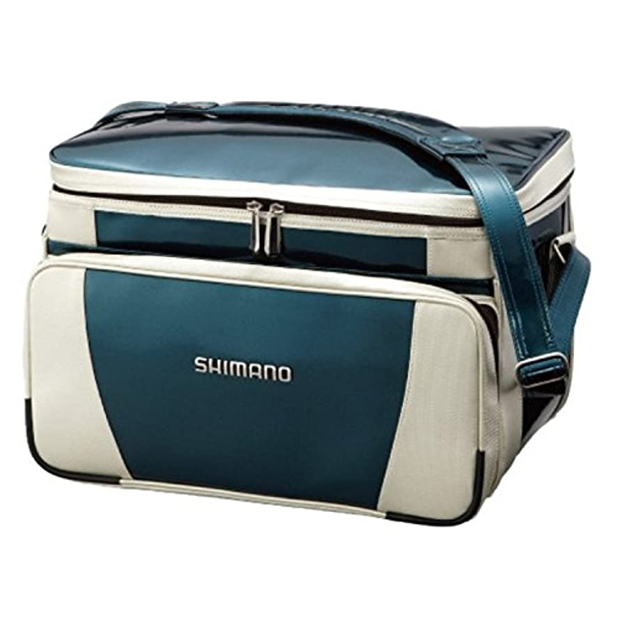 モッキンバード方法観光に行くシマノ ウキ へらライトバッグXT BA-013M 30L ディープグリーン