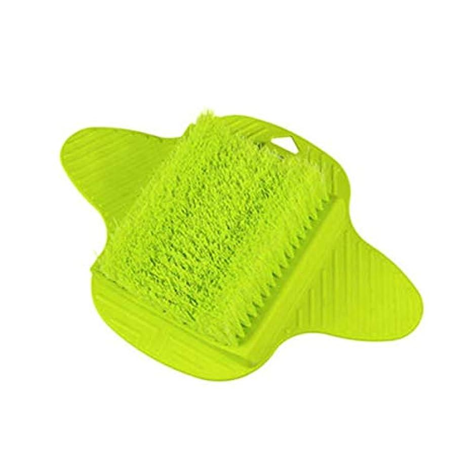 添加それぞれ送料フットマッサージブラシ死んだ皮膚洗浄スクラバーバスルームを外しスパシャワー足ケアエクスフォリエイティングマッサージャー救済スクラブをリラックス