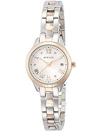 [MICHEL KLEIN]ミッシェルクラン 腕時計 クオーツ ダイヤ入り 3気圧防水 AJCT003 レディース