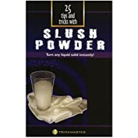 Slush Powder Book (25 Tricks) (1 per package) [並行輸入品]