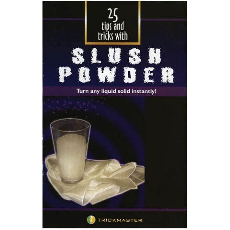 Slush Powder Book (25 Tricks) (1 per package) [並行輸入品]