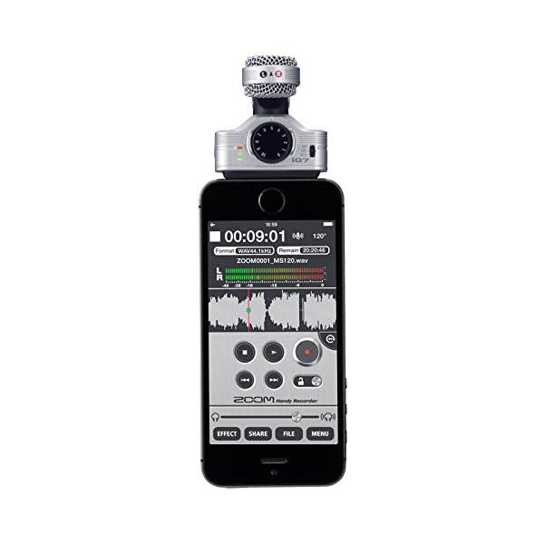 ZOOM ズーム MSステレオマイクロフォン ...の紹介画像6