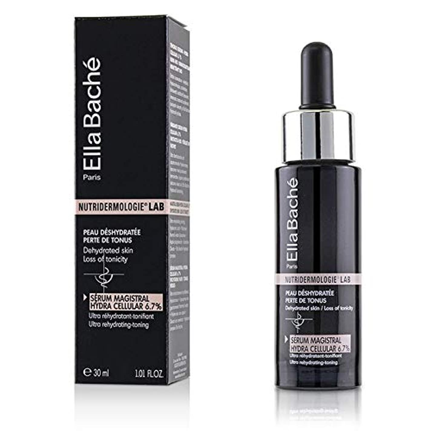 非公式整理する高潔なエラバシェ Nutridermologie Lab Serum Magistral Hydra Cellular 6.7% Ultra Rehydrating-Toning 30ml/1.01oz並行輸入品