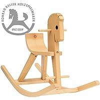 Konrad Keller(ケラー社) 木馬のペーター 白木
