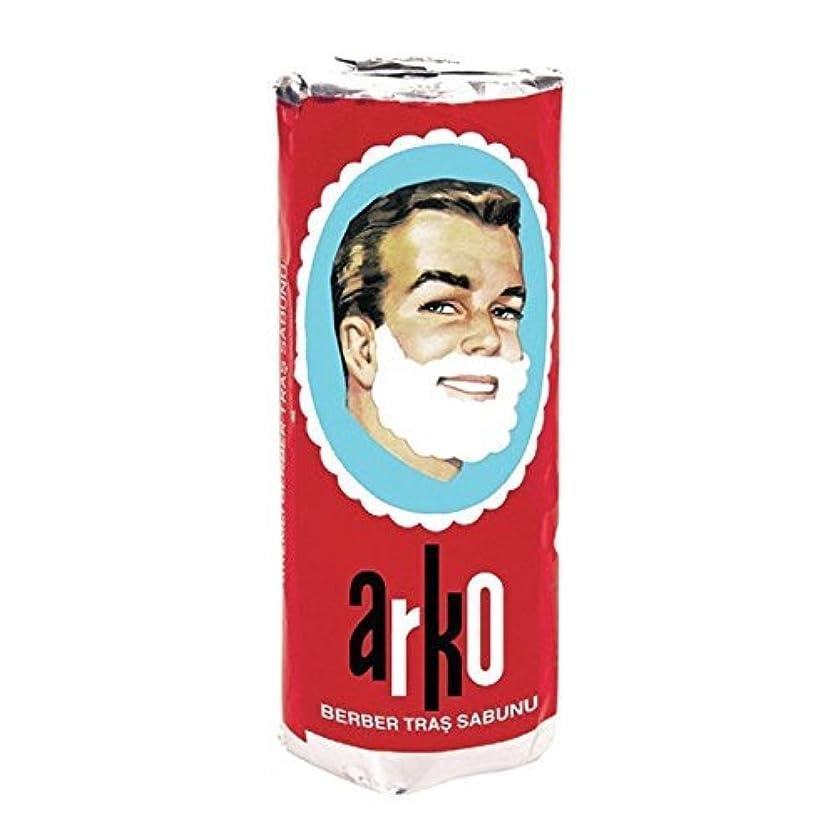 レプリカ多くの危険がある状況予報Arko Shaving Soap Stick [並行輸入品]