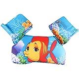 アームリング 幼児向け プール 可愛い金魚 子ども用救命胴衣 超浮力 安全保障 水遊び 水泳初心者 海辺 海水浴