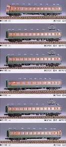 Nゲージ 203 全金湘南80系300番代6輌セット (未塗装車体キット)