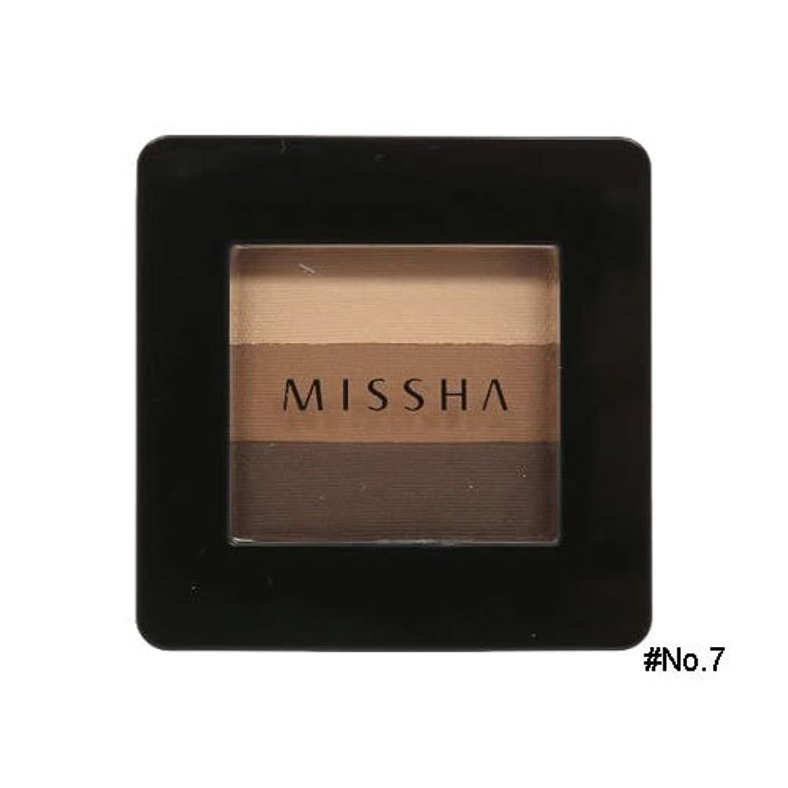 チャップバンク食事ミシャ(MISSHA) トリプルシャドウ 2g No.7(サンドウェーブ) [並行輸入品]