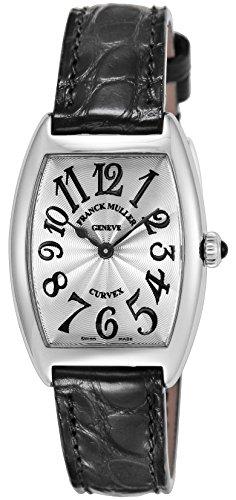 [フランクミュラー]FRANCK MULLER 腕時計 トノーカーベックス シルバー文字盤 1752...