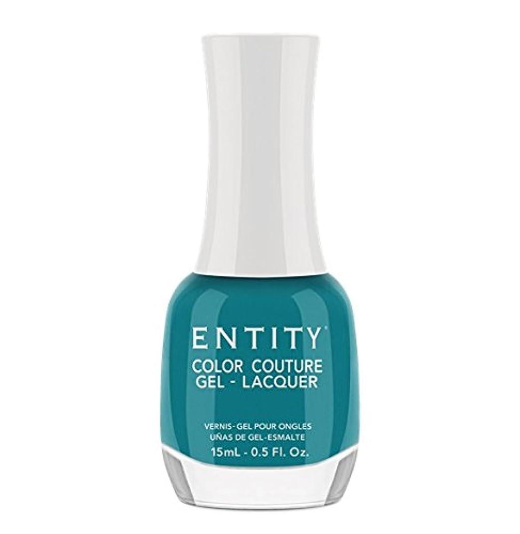 野球皮説明するEntity Color Couture Gel-Lacquer - Wardrobe Wows - 15 ml/0.5 oz