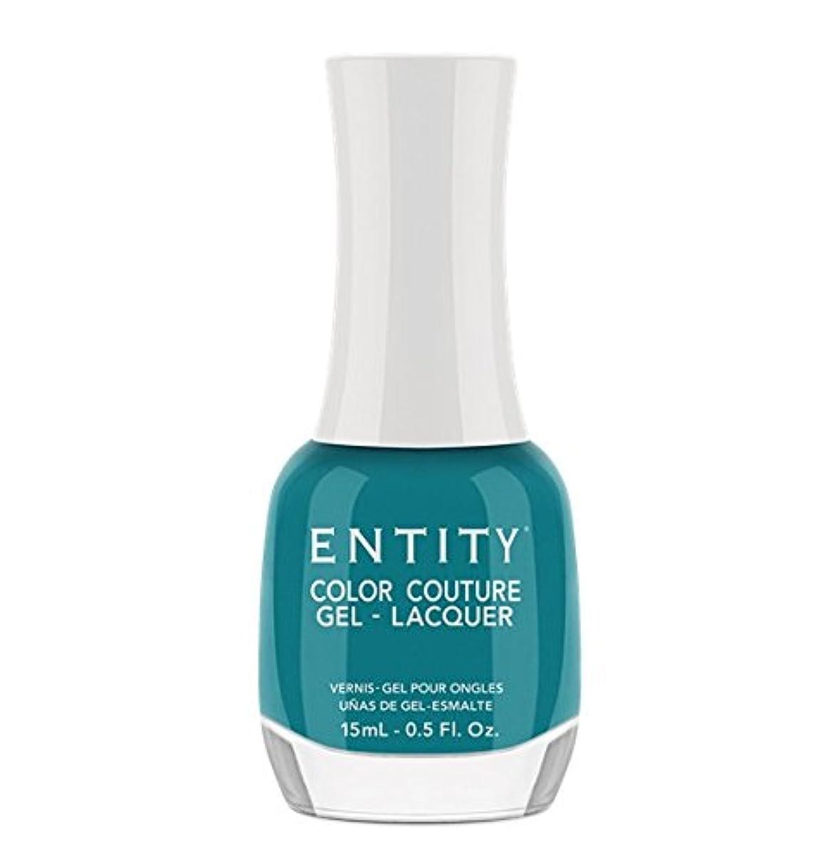 逃れる臭い分解するEntity Color Couture Gel-Lacquer - Wardrobe Wows - 15 ml/0.5 oz
