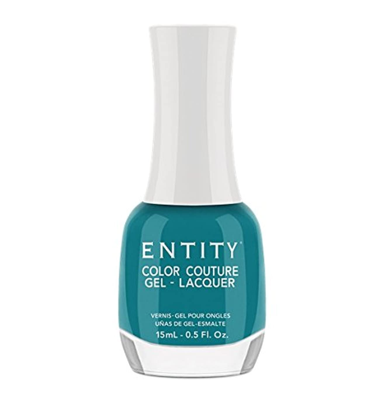 パシフィック贅沢ぬいぐるみEntity Color Couture Gel-Lacquer - Wardrobe Wows - 15 ml/0.5 oz