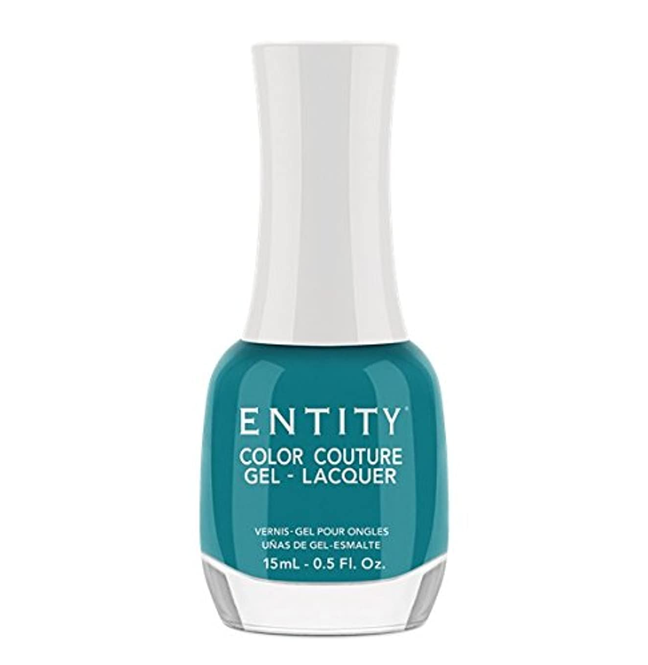 ラリーベルモントタンザニア船Entity Color Couture Gel-Lacquer - Wardrobe Wows - 15 ml/0.5 oz