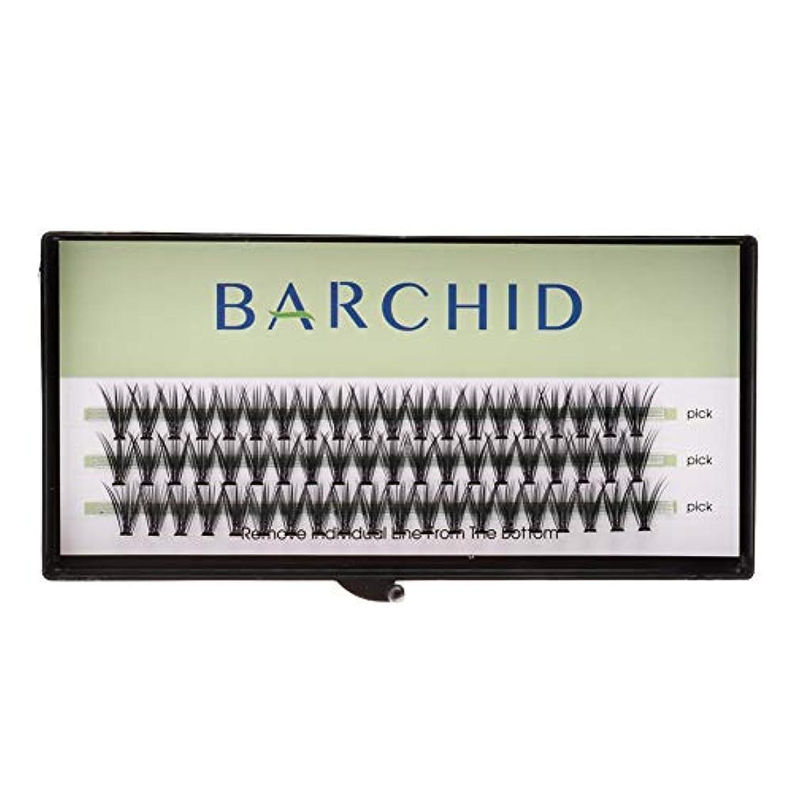 すべき事故散文BARCHID 高品質超極細まつげエクステ太さ0.07mm 20本束10mm Cカール フレア セルフ用 素材 マツエク