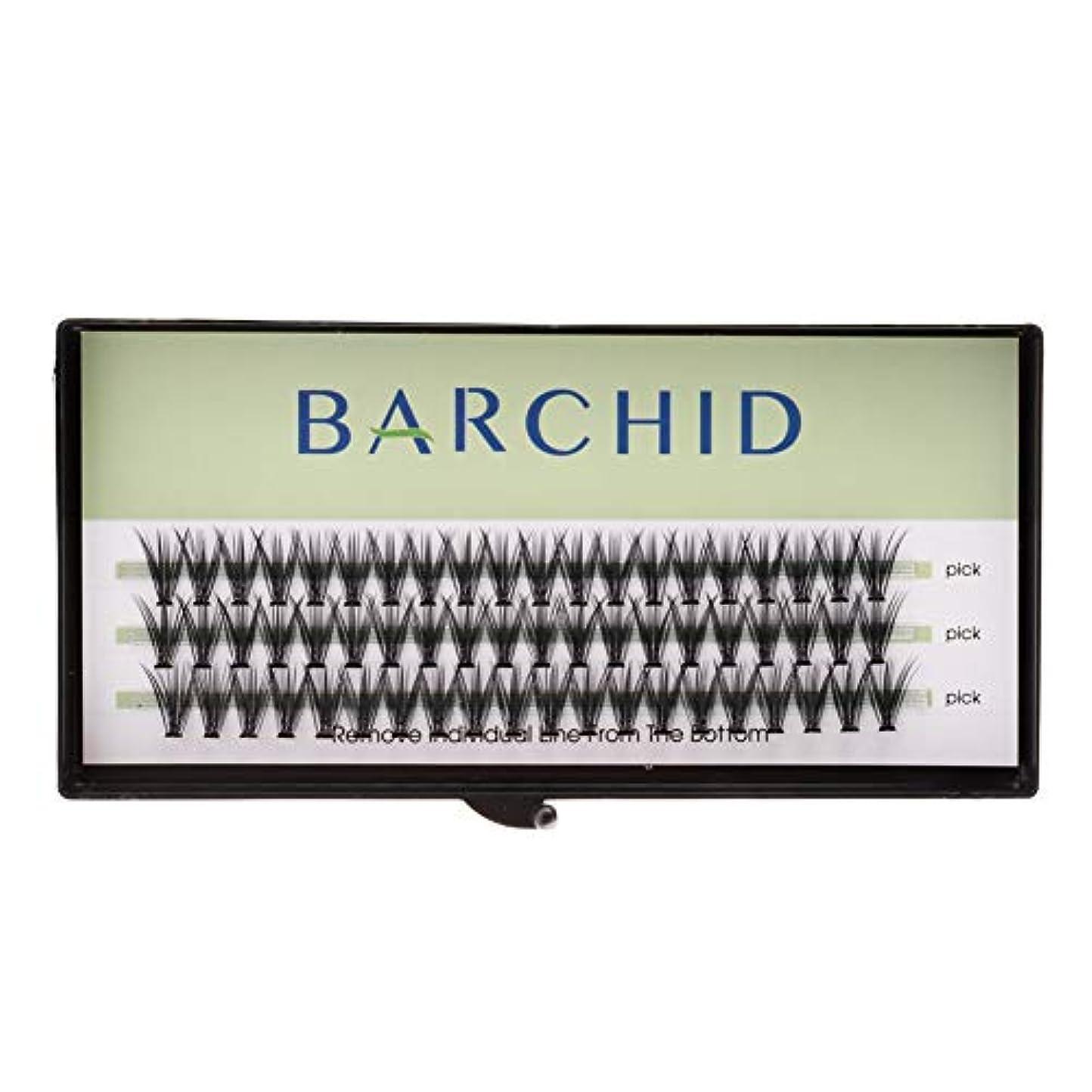 美徳楽しむリクルートBARCHID 高品質超極細まつげエクステ太さ0.07mm 20本束10mm Cカール フレア セルフ用 素材 マツエク