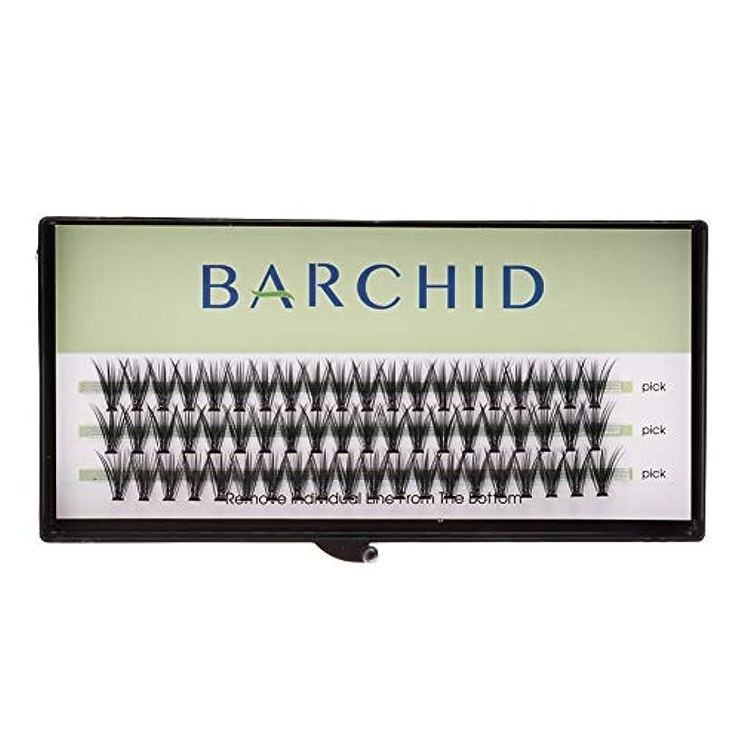 適切な義務的ハチBARCHID 高品質超極細まつげエクステ太さ0.07mm 20本束10mm Cカール フレア セルフ用 素材 マツエク