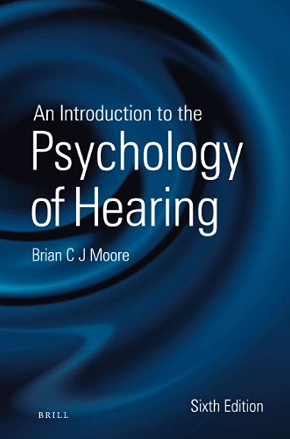 船外差し引く性格An Introduction to the Psychology of Hearing