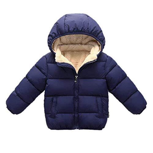 5899d4344ed9f HIMOE キッズ 中綿ジャケット 中綿 コート 裏起毛 フリース アウター 裏ボア 4点color 男の子 女の子 フード付き フード取外し可能 子供服  防寒 暖かい あたたかい.