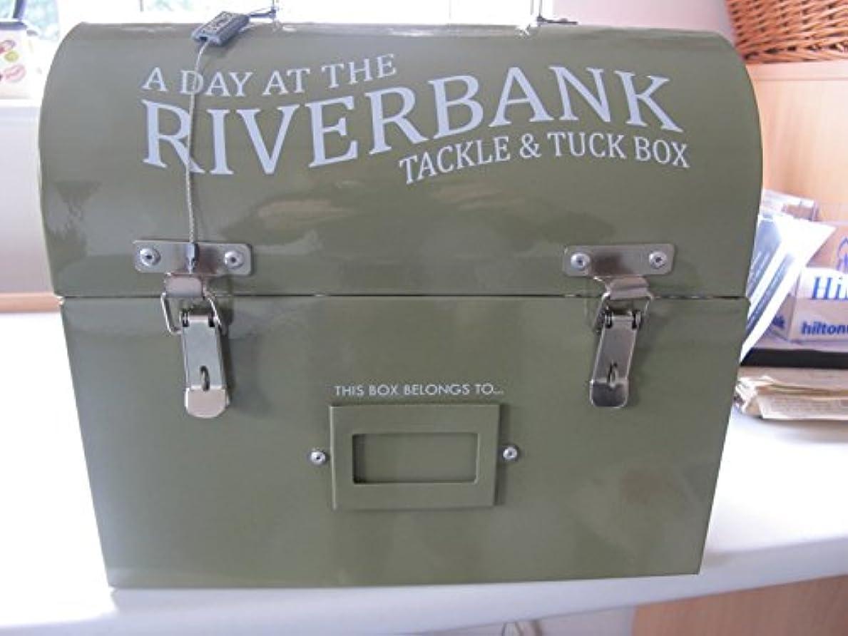 降臨絶滅したベリータックルとタックルボックス – 釣り人へのエナメルの収納ボックスギフト。