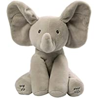 Electric Elephant Toy by vibola Gund Baby Animated Flappy the Elephant Plush Toy L Vibola®25